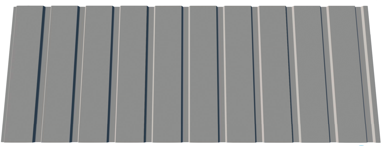 Trapezbleche T8 Wand